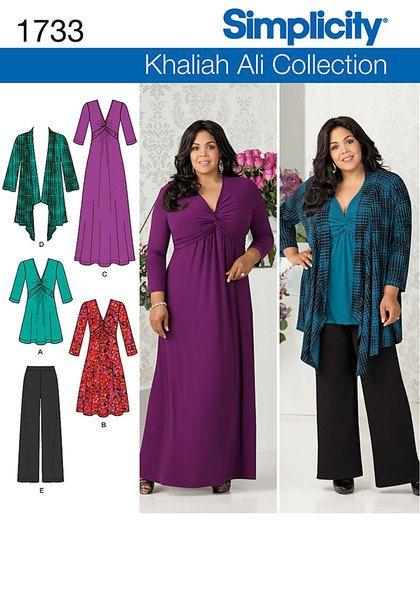 1733 Love this pattern! | Costura | Pinterest