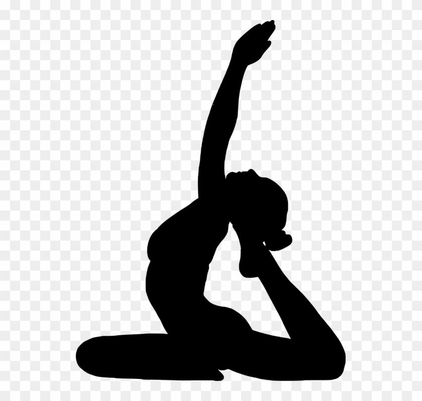 Find Hd Transparent Yoga Poses Black And White Hd Png Download To Search And Download More Free Transparent Png Imag Yoga Png Black Girl Yoga Black And White