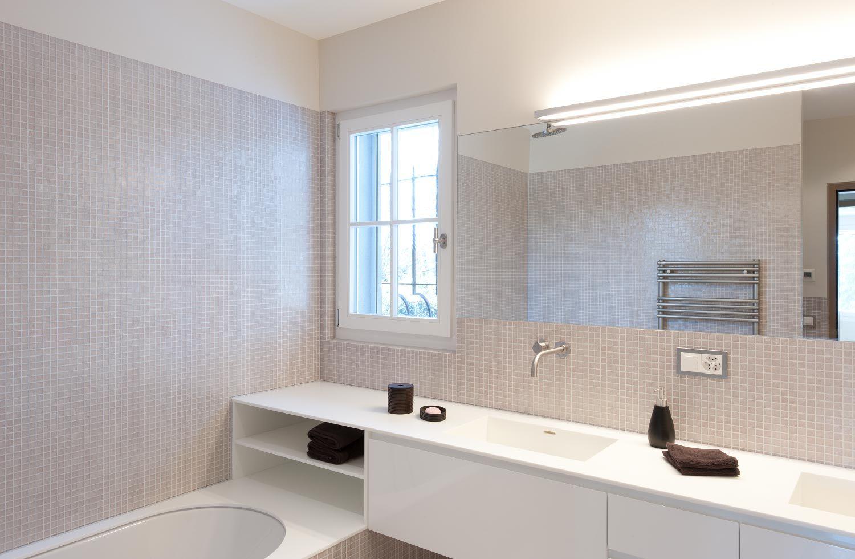 Jedem Sein Bad Bader Mit Stil Von Binder Ag Bern In 2020 Corian Waschtisch Wand Wc Waschtisch