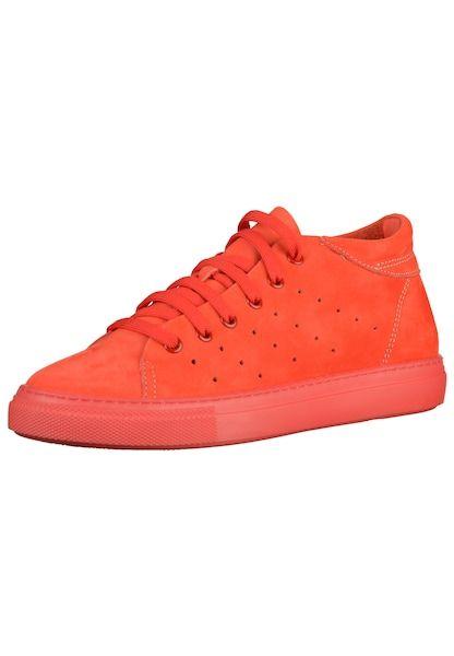 Darkwood Sneaker hellrot #schuhe #fashion #shoes #sneakers