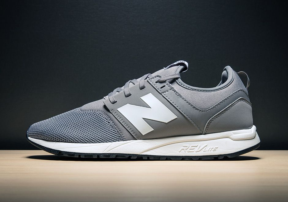 New Balance 247 Classic Grey White Navy Black | SneakerNews.com