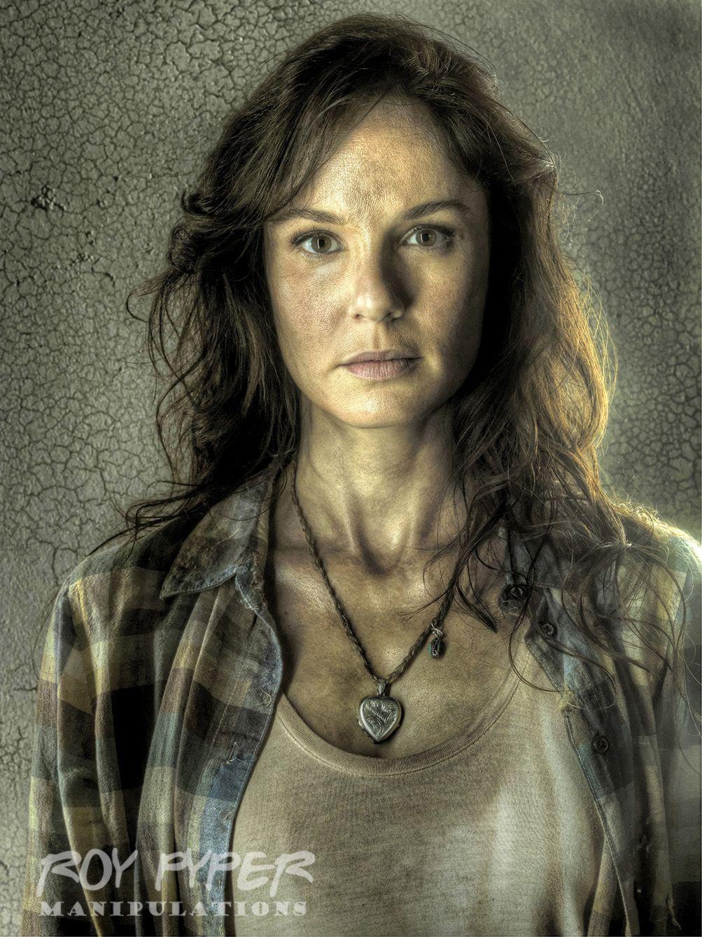 The Walking Dead: Lori: HDR Redux by nerdboy69.deviantart.com on @DeviantArt