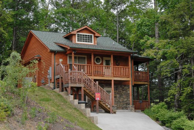 Timber Tree Lodge Brand New 2 Bedroom Cabin In Pigeon Forge Tennessee130 Cabin Cabins And Cottages Pigeon Forge Cabins