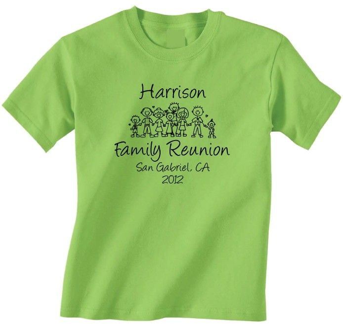 Family Reunion T Shirt Design Part 42