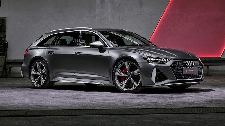2020 Audi Rs 6 Avant Is The 600 Hp Wagon Of Your Dreams Audi Rs6 Audi Rs Audi Cars