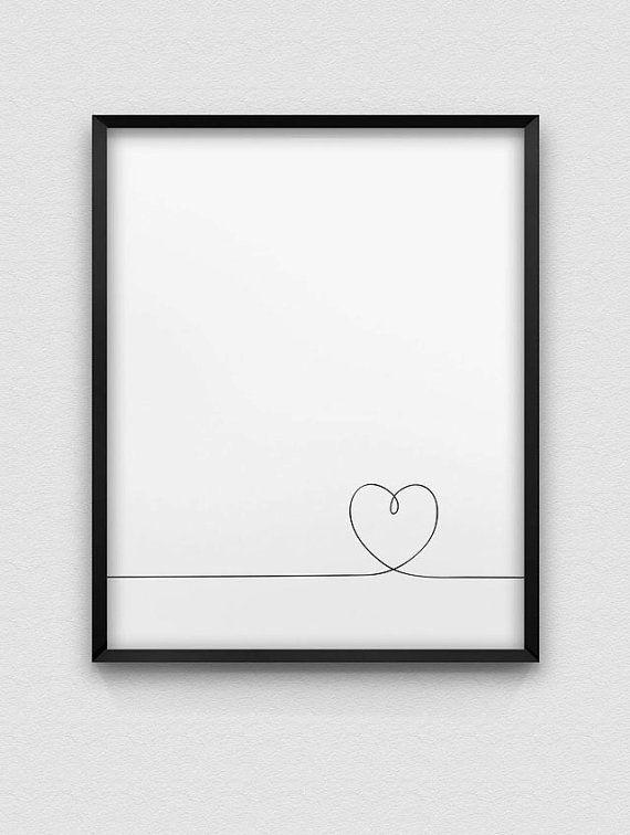 Photo of DRUCKBARE SOFORTIGER DOWNLOAD VON ZWEI DATEIEN – IN JPG- UND PDF-FORMAT Minimalisti …