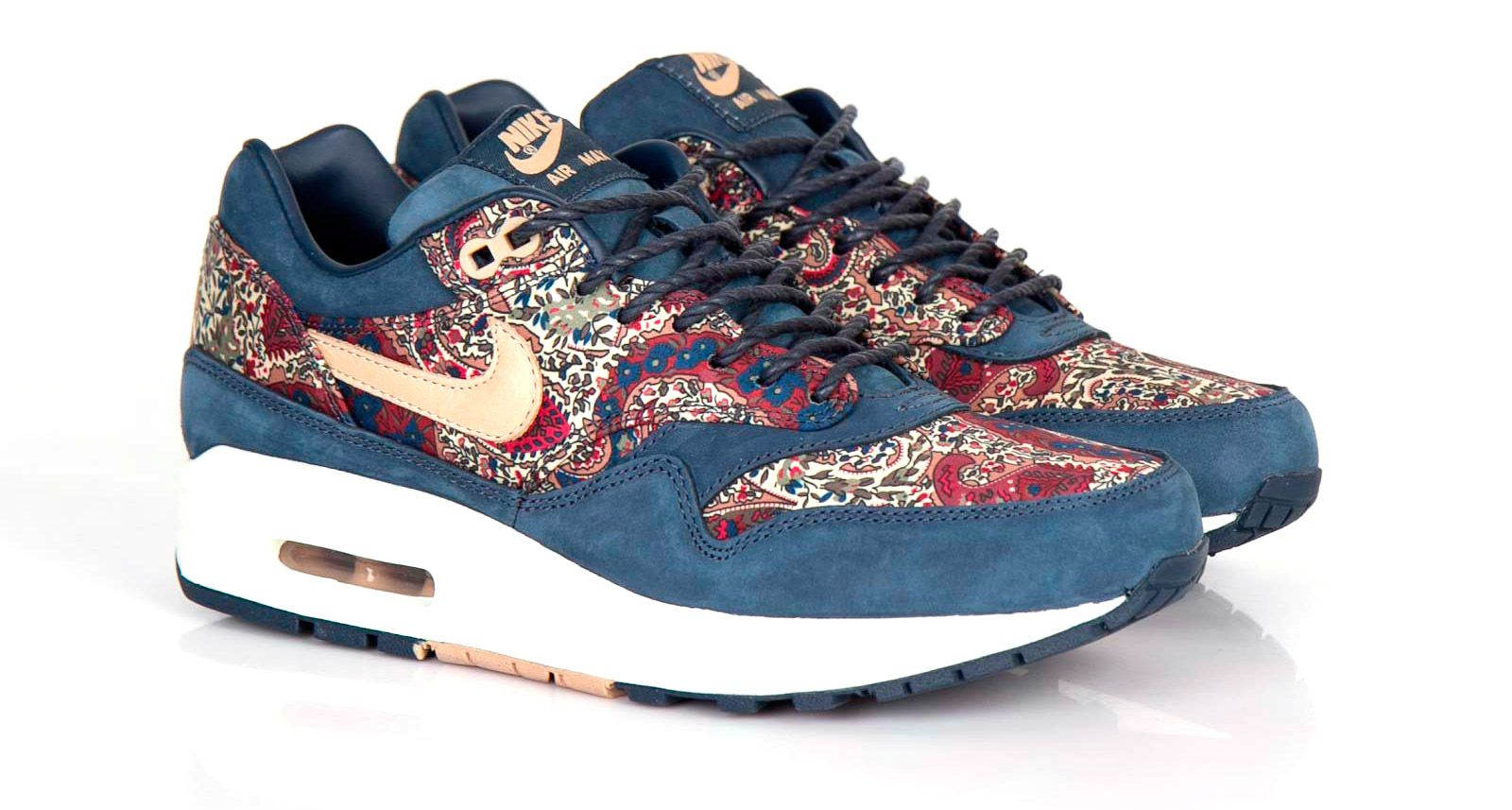 low priced c6049 7d0c0 Nike Air Max 1 Liberty OG QS