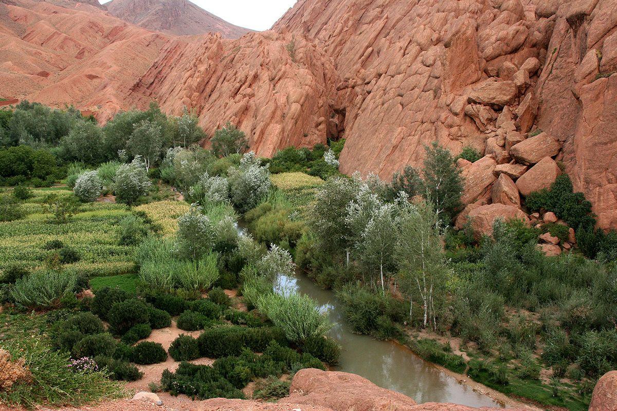 Dades valley Marocco