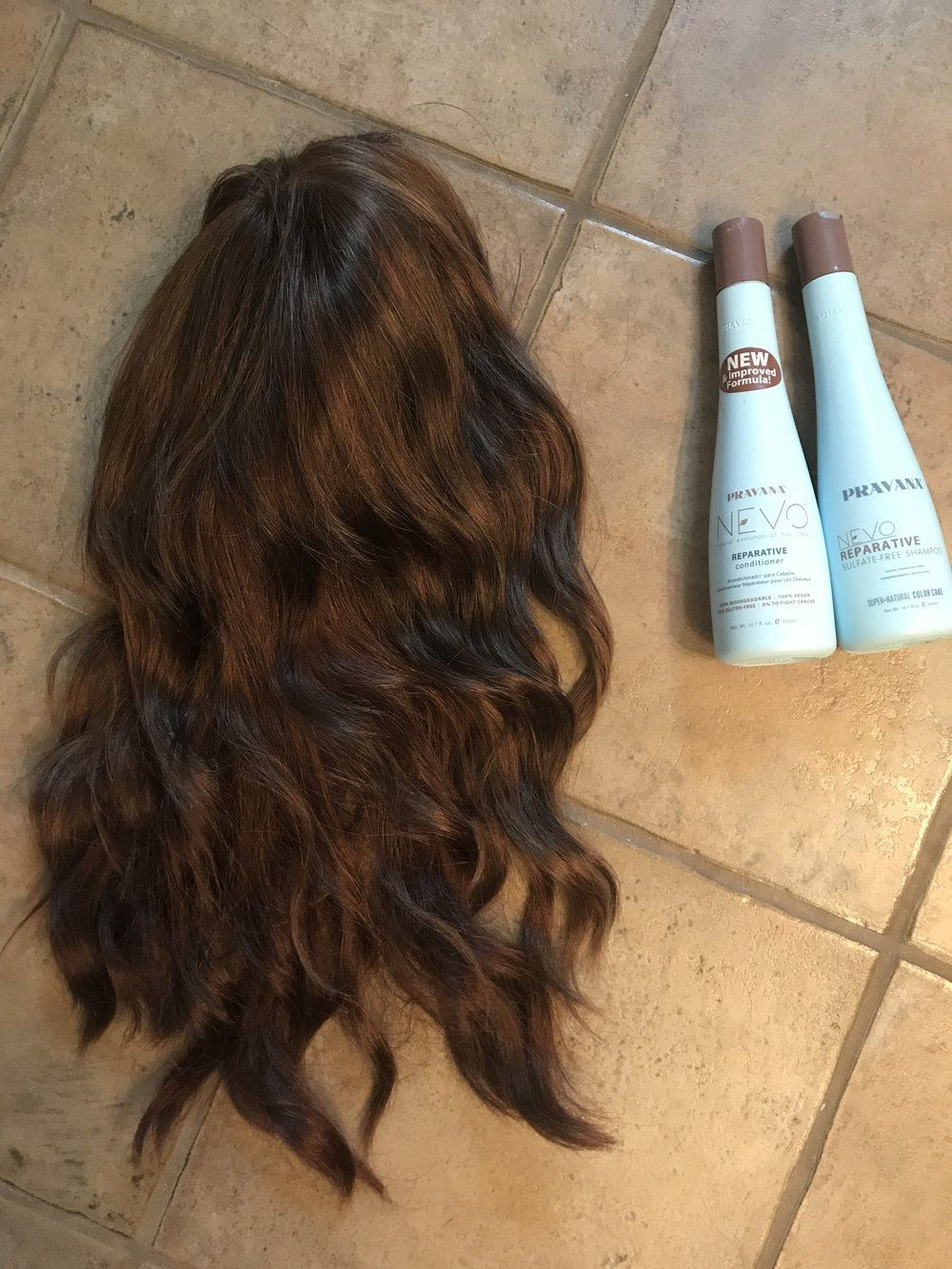 HOW TO WASH & CONDITION ANY WIG TUTORIAL VERY DETAILED