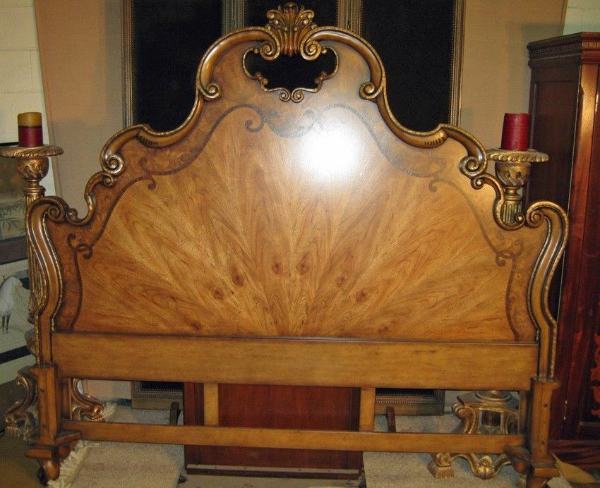 Thomasville Hills Of Tuscany King Pisa Headboard Only