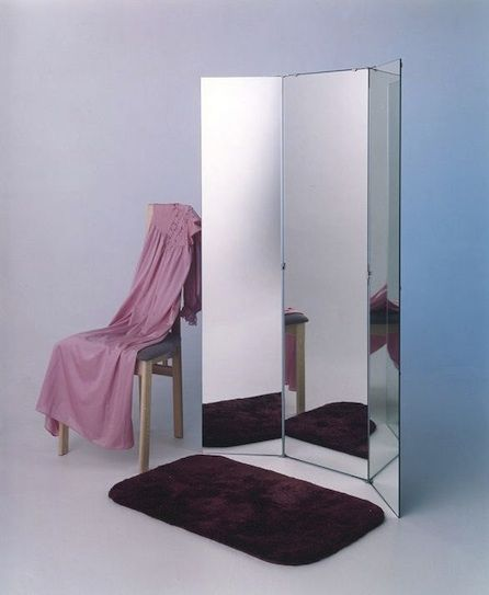 3 Way Mirror, Love This Stylish Design!