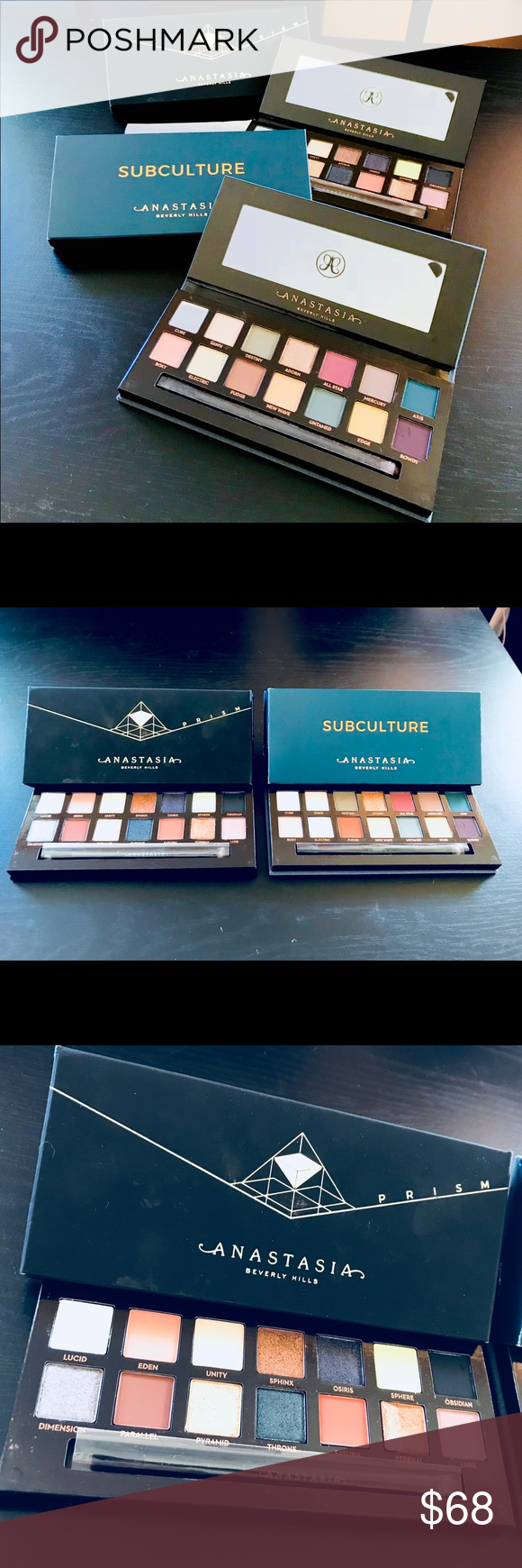 Pin on abh subculture palette