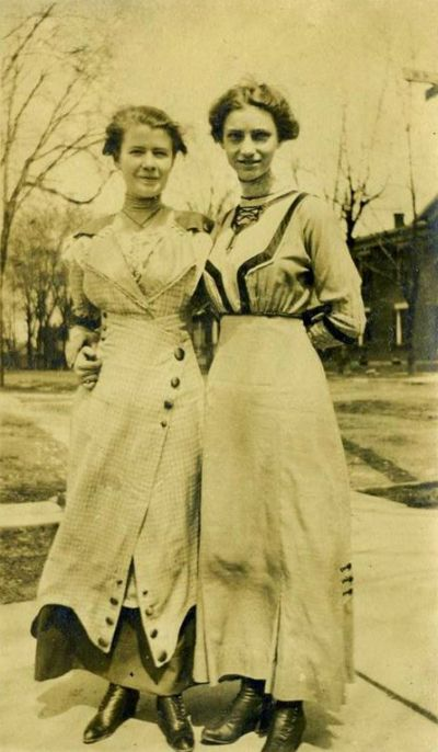 Fosters, Ohio -1912... every time I look at these old photos I always want to know who were they? how did their lives turn out?
