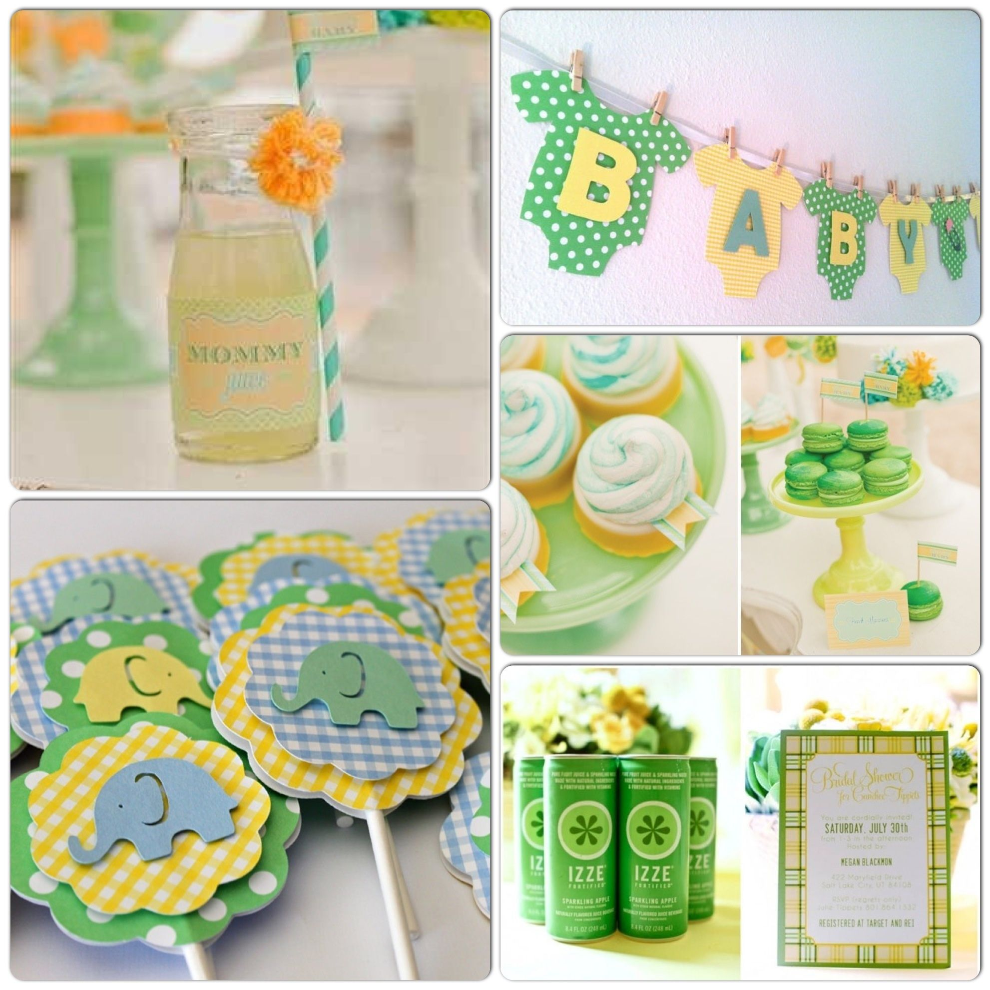 neutral baby shower themes - Google Search | Baby stuff ...