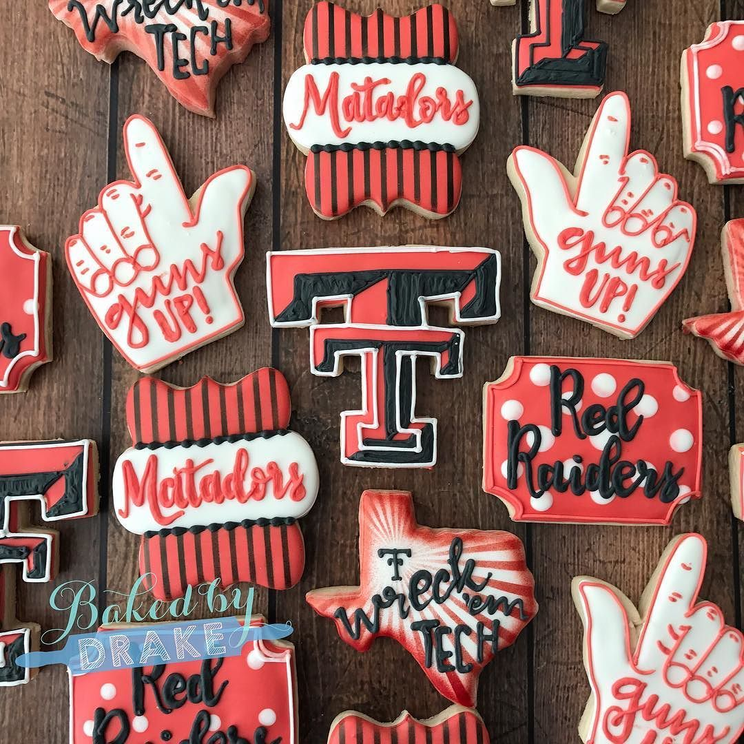 There's a special place in my heart for Texas Tech. These