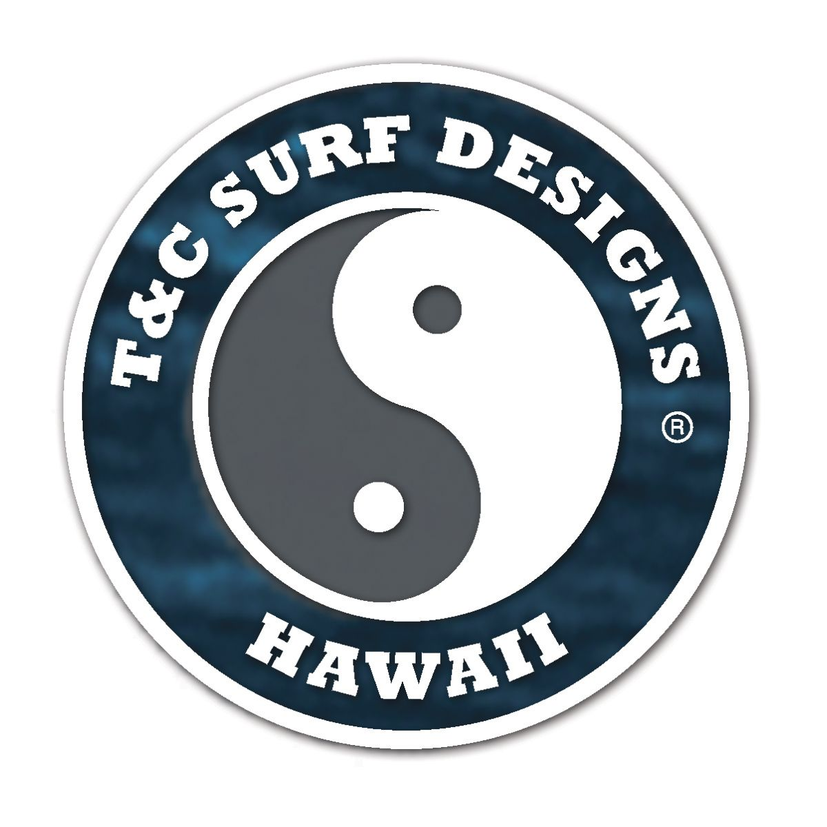 T c surf designs hawaii surf stickers surf logo surf design