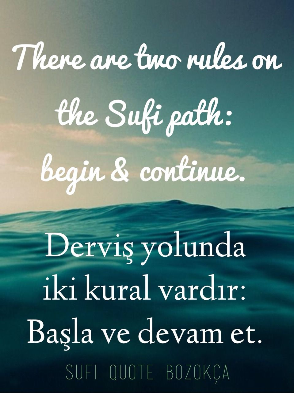 Pin By Tokka Osama On Quotes Sufi Quotes Mystic Words Turkish Quotes