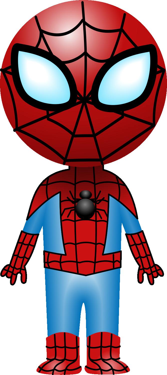 Homem Aranha - My Hero- Spiderboy 01 by Nini Scrap.png - Minus ...