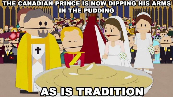 South Park Royal Pudding One Of The Greatest Episodes As Is Tradition South Park South Park Canadians Meanwhile In Canada