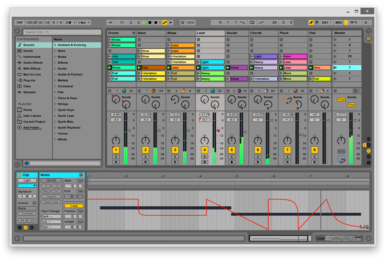 Ableton Live 9 Crack with Serial Number Full Free Download