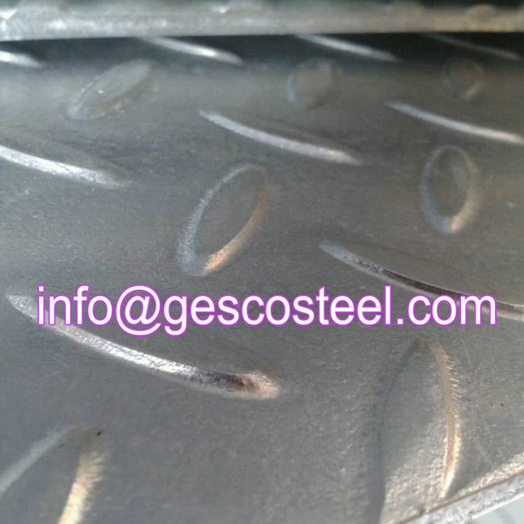 Checkered Steel Plate Let S Talk About More Details By Email Info Gescosteel Com Or You Can Click The Picture To Visit Our Page Gneesteel Com Prod With Images