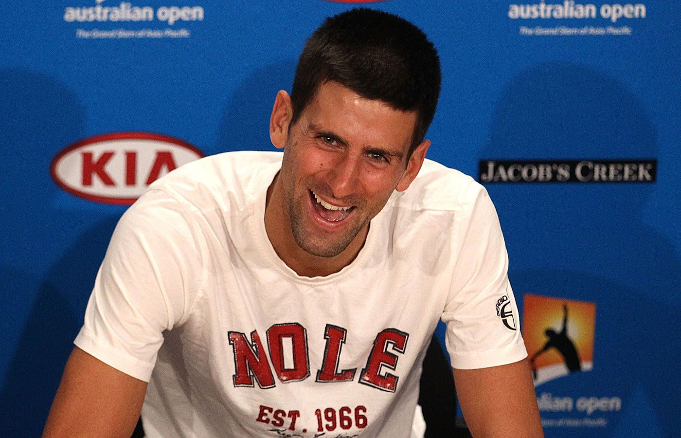 Novak Djokovic :)