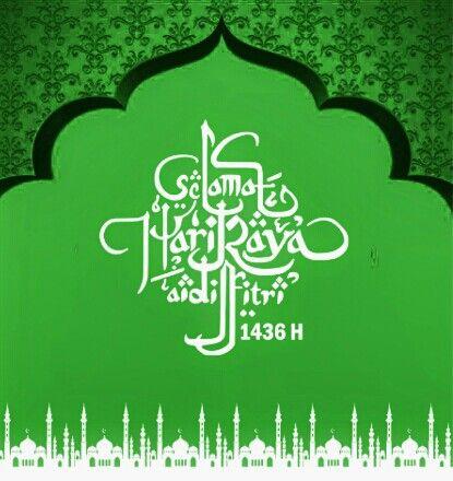 Ucapan Hari Raya Idul Fitri Islami