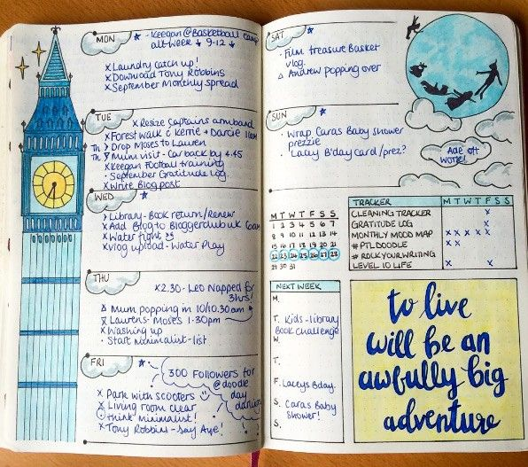 7c0ad89d532 12 Amazing Bullet Journal Tips for Beginners Ideal Me Bullet Journals,  Bullet Journal Disney,