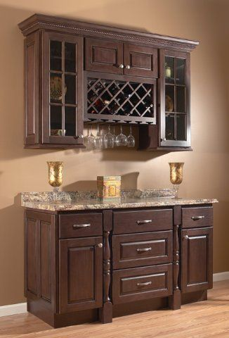 Home Pro Cabinetry   Bar Cabinetry