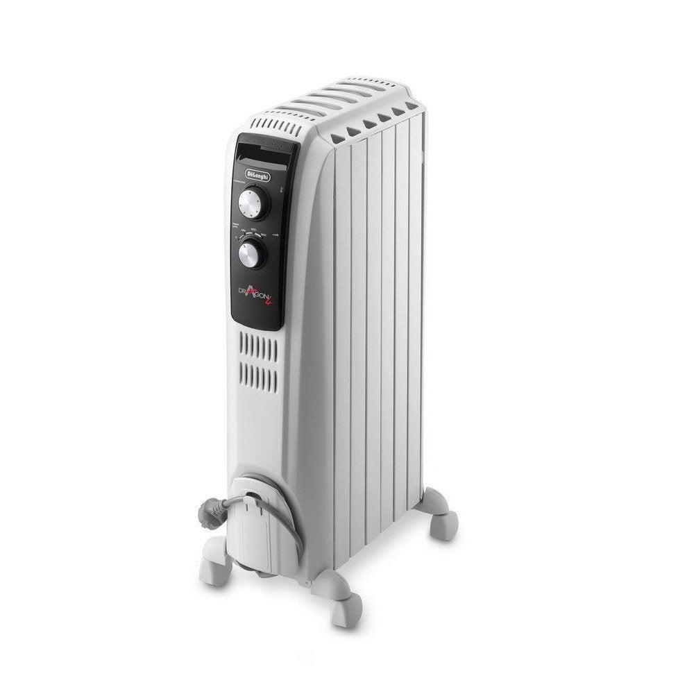 Radiateur Bain D Huile Electrique De Longhi Trd41025 2500 W Bain D Huile Radiateur Et Mobilier De Cuisine