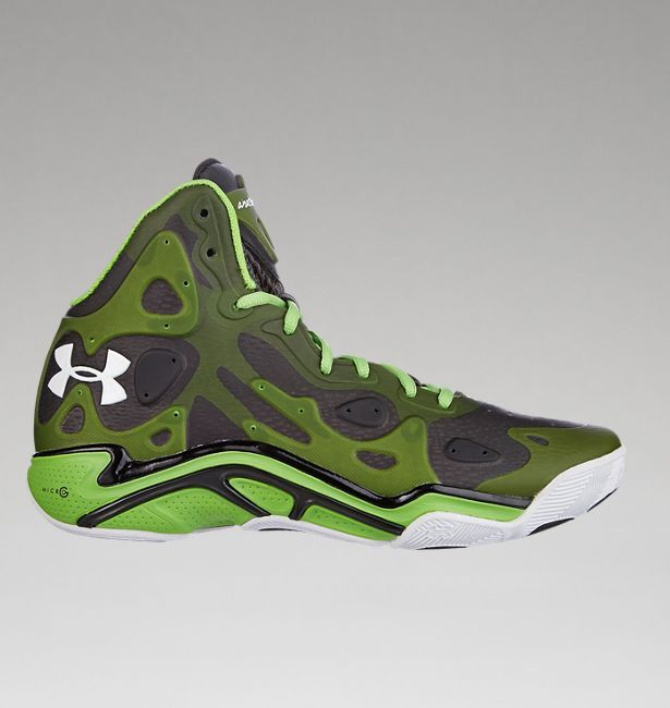 sports shoes fdf13 1aca5 Men s UA Micro G® Anatomix Spawn II Basketball Shoes   Under Armour US
