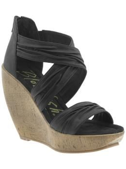 Wedge Heels - broken ankle?