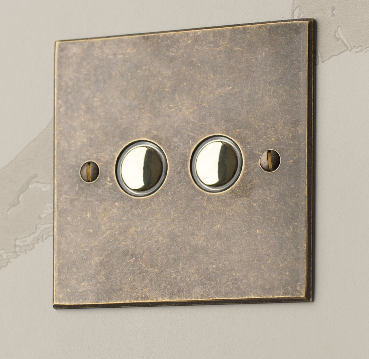 Retro Light Switches and Switch Plates by Fontini | Light switches ...