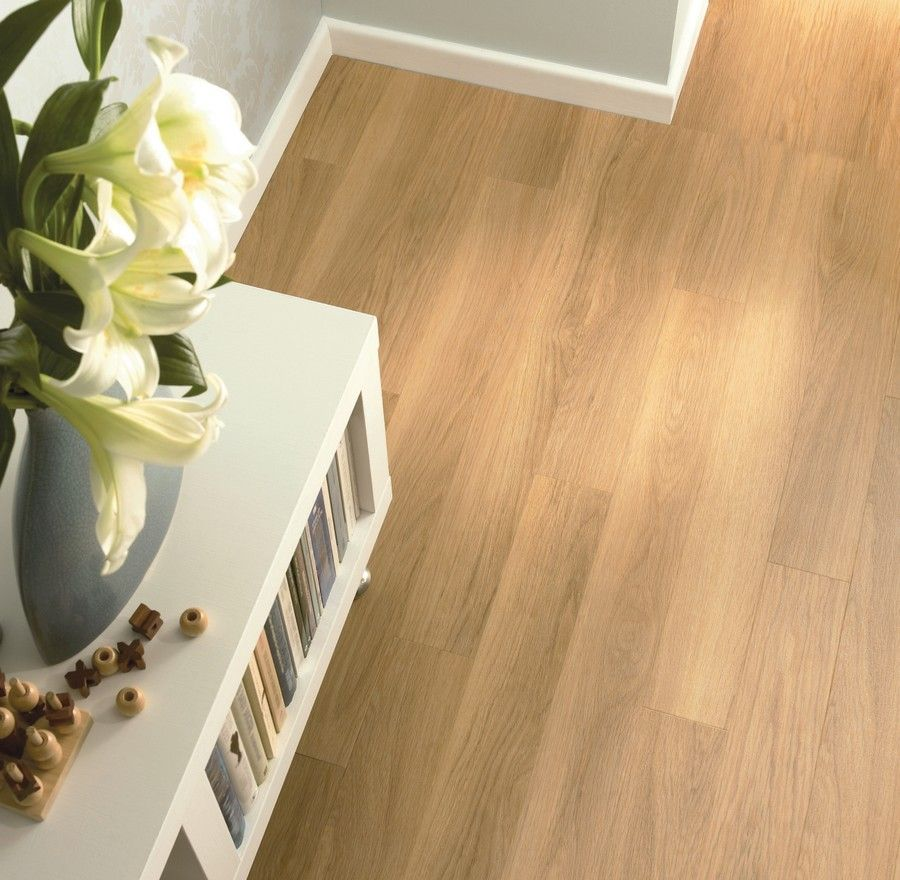 "Lame En Bois Pas Cher amtico spacia ""honey oak"" (10,2 x 91,5 cm) 
