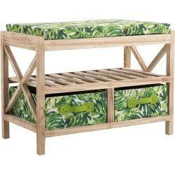 Schuhbänke & Sitzbänke Flur | Holz, Schuhbank und