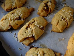 Mary Poppins (biscottoni ripieni - cookies with chocolate and jam)