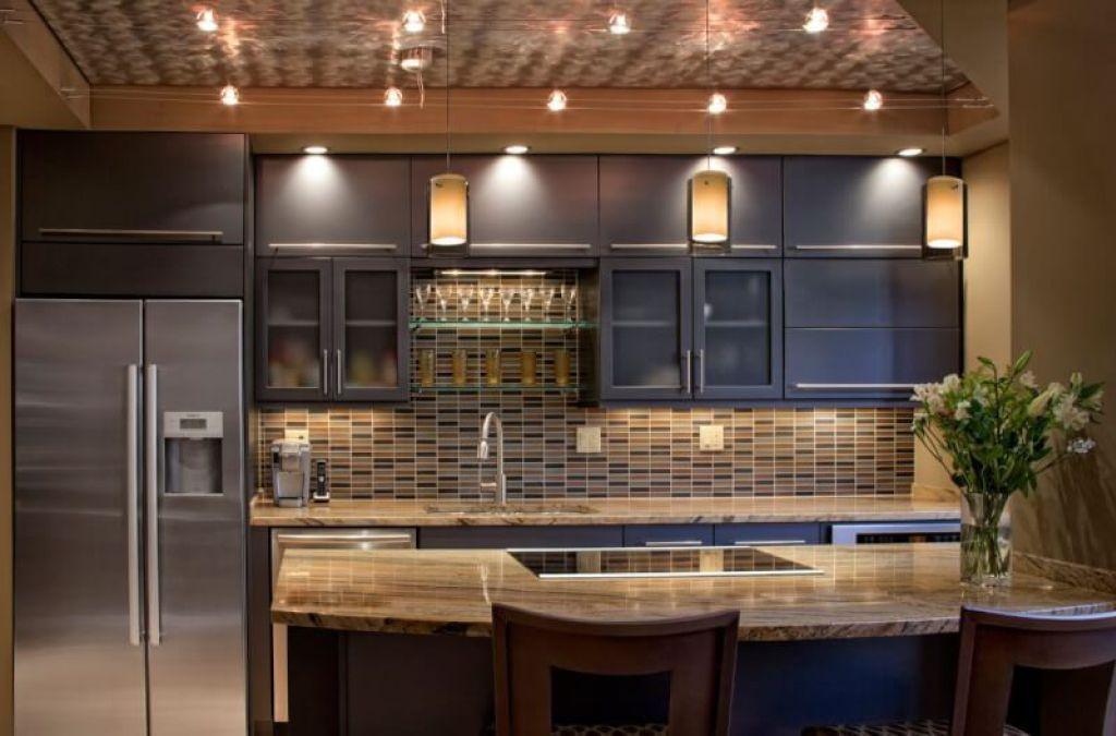 Kitchen Pendant Lighting Over Island   Track lighting ...