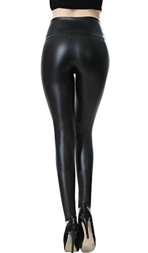 c2982b0558a Please choose it from our Size Chart located in the product images. -  Material  High Quality Stretchy Synthetic Leggings (Polyester + Spandex +  PU).