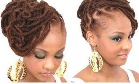 Mariees Avec Des Dreadlocks Hair Styles Natural Hair Styles Locs Hairstyles