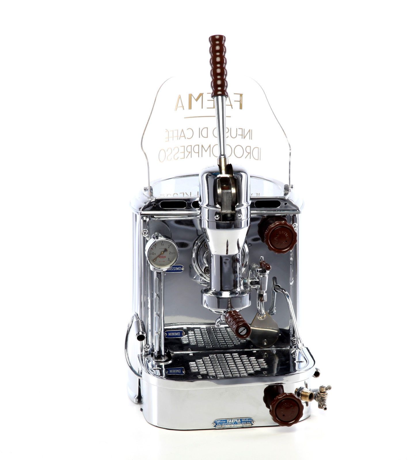 Vintage Faema Mercurio E61 Espresso Machine Coffee Machine