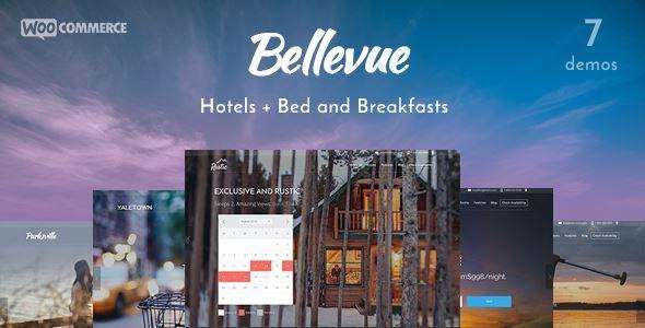 ThemeForest - Bellevue Hotel + Bed & Breakfast Booking Theme Free ...