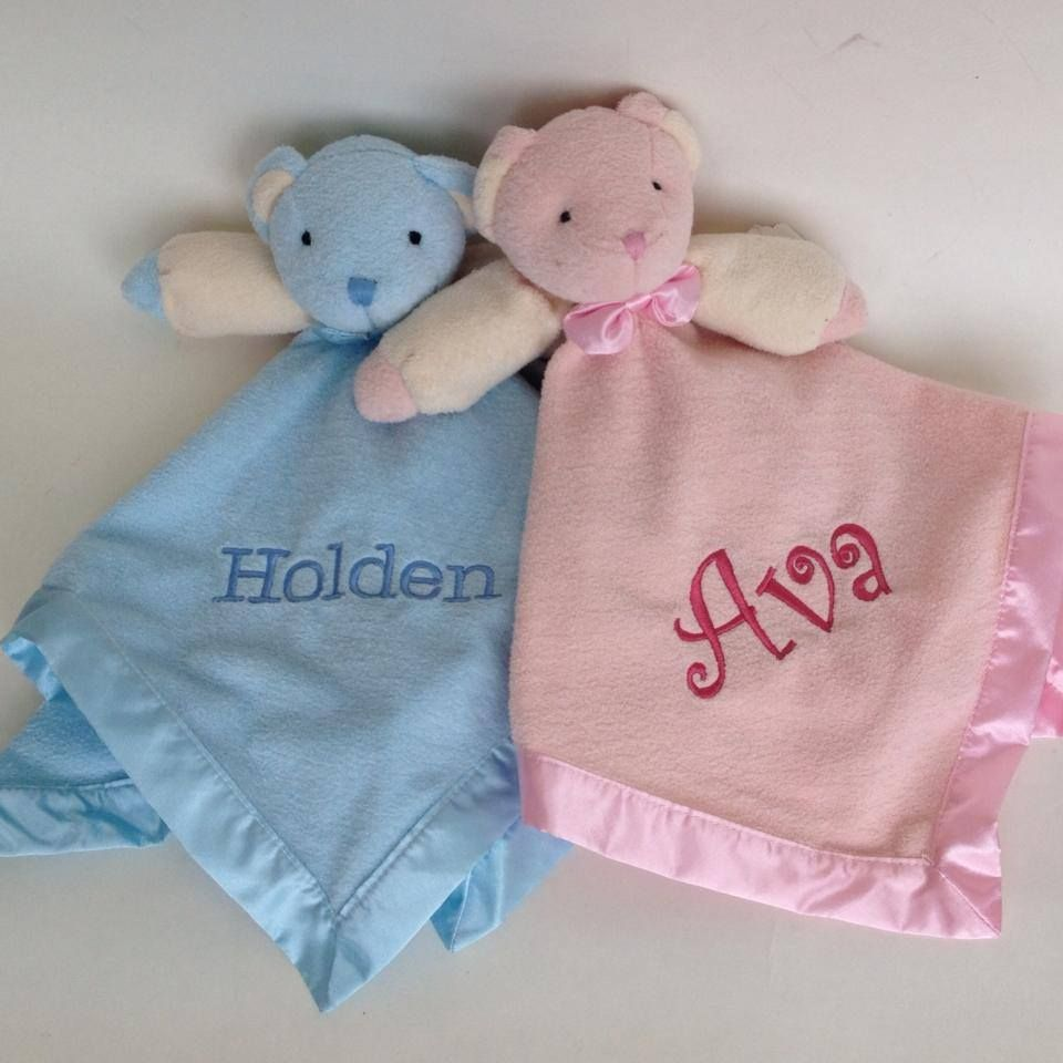 These personalized lovies are the best gift for any newborn this these personalized lovies are the best gift for any newborn this gift will last and negle Gallery
