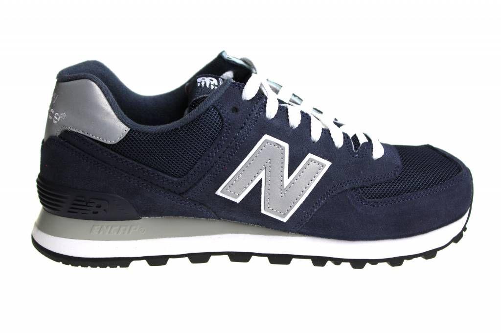 New Balance 574 Donker Blauw Voor Heren | Sapatilhas ...