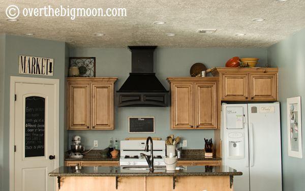 Blue Arrow Valspar Kitchen Paint Colors Kitchen Wall Colors Kitchen Paint