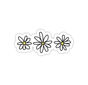 Pretty flowers to decorate whatever you want • also buy this artwork on stickers