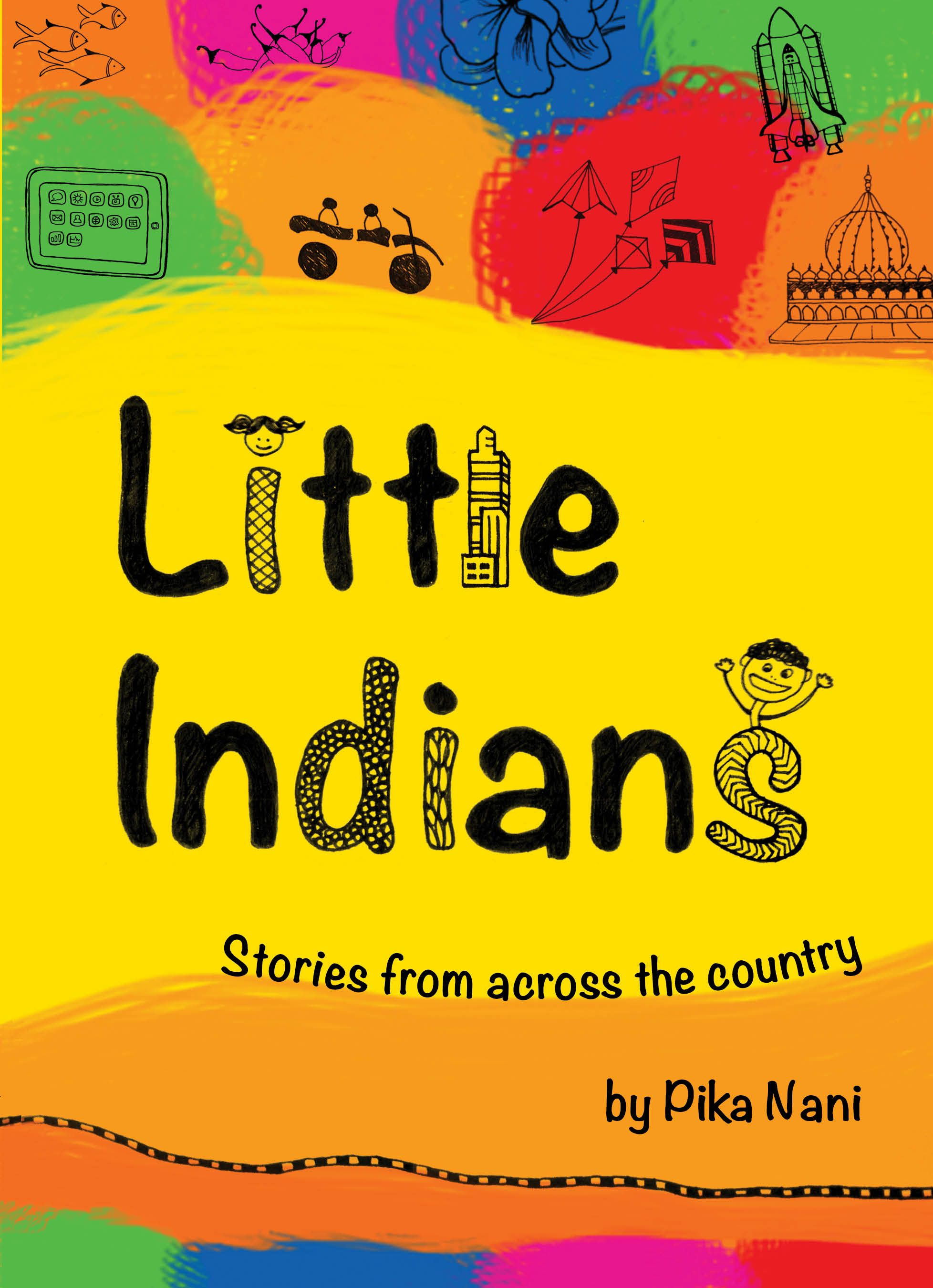 From Little Indians by Pika Nani. Books, Ways of