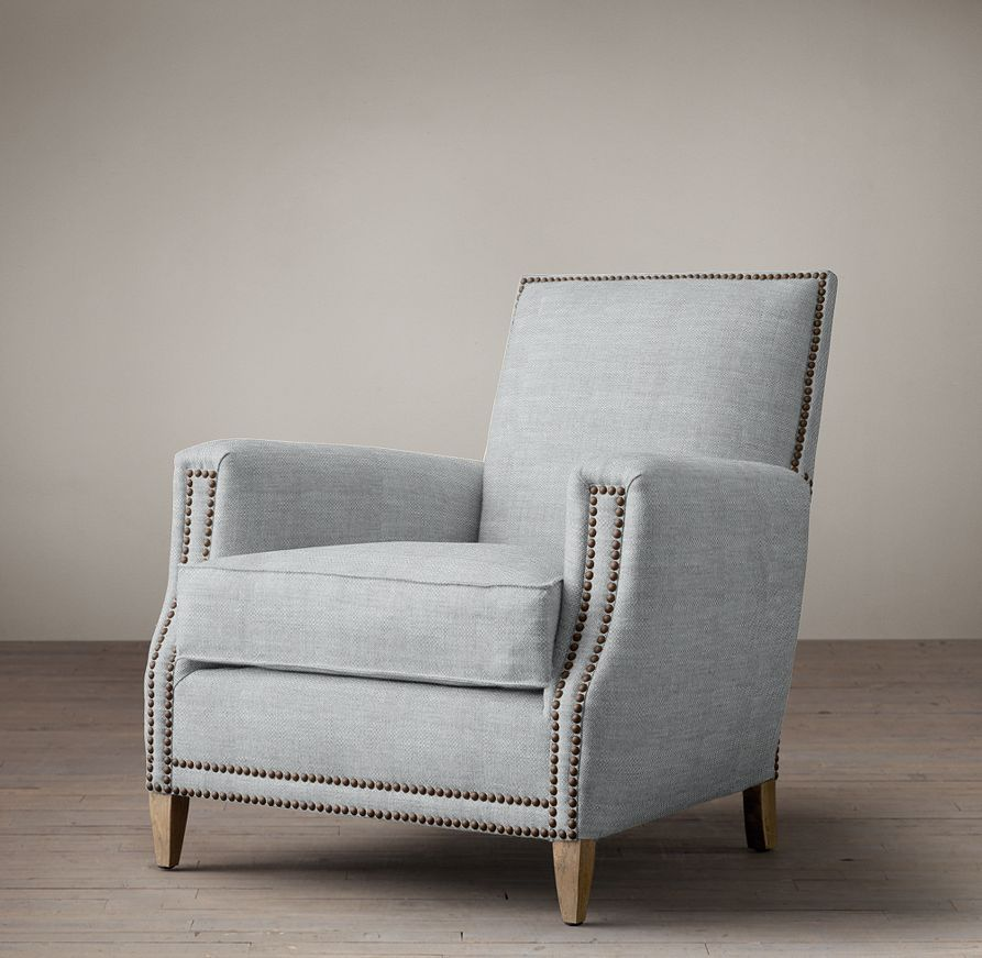 Exceptionnel Marcel Upholstered Club Chair