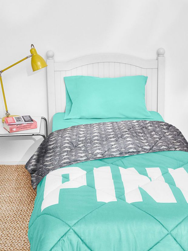 Bed In A Bag Pink Victoria S Secret Mint Green