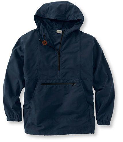 Ll Bean Mens Rain Jacket