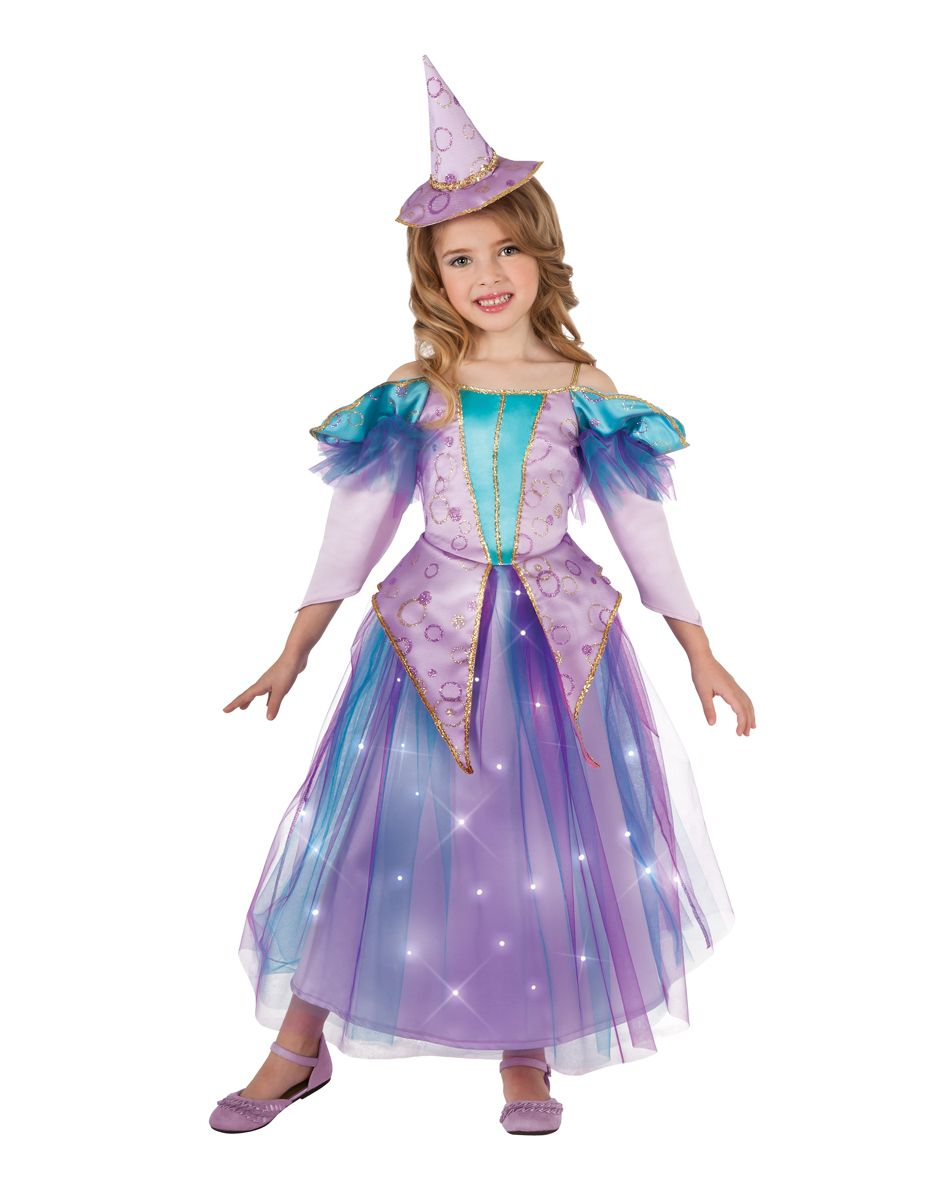 Halloween Costumes Halloween Decorations u0026 Accessories. Childrens Halloween CostumesSpirit ...  sc 1 st  Pinterest & Light Up Lavender Witch Child Costume u2013 Spirit Halloween | Ry school ...